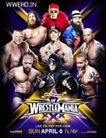 WWE Wrestlemania 30